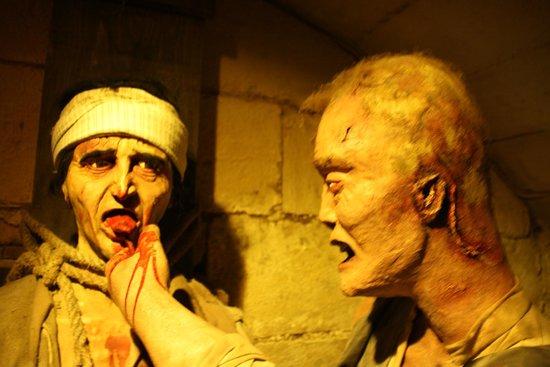 Mdina Dungeons: Tortures.