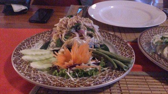 Spirit House Restaurant : Banana flower salad