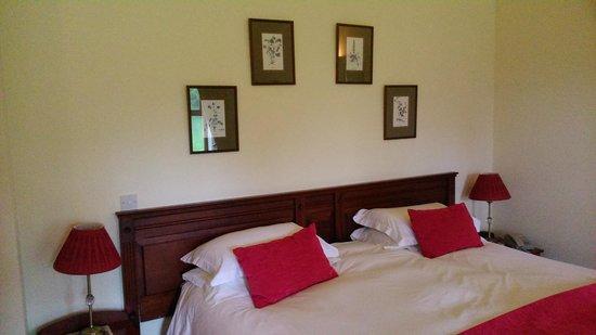 Lough Inagh Lodge : klasse