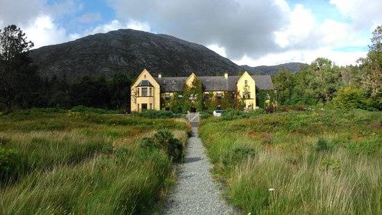 Lough Inagh Lodge : hotel