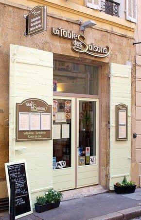 Restaurant Rue Lieutaud Aix