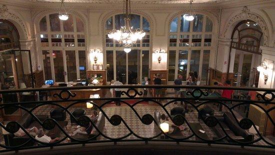 Hotel Soleil Terminus: le hall