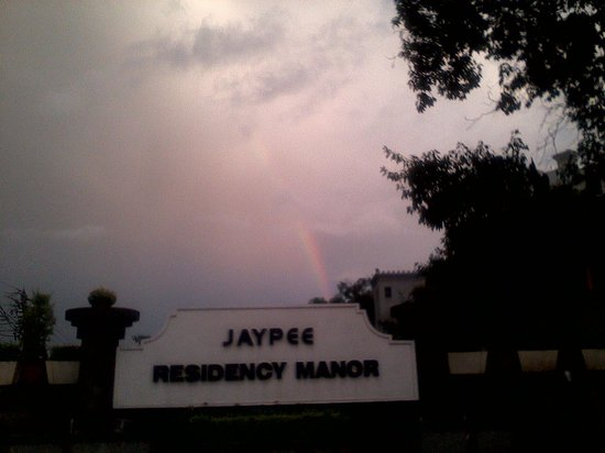 Jaypee Palace Hotel & Convention Centre Agra: rainbow