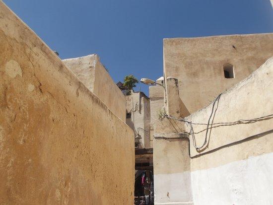 Medina of Fez: Blick vom Riad