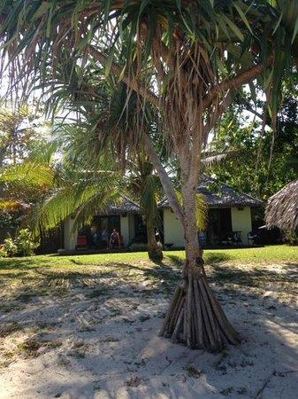 Eratap Beach Resort: our villa