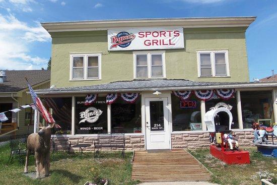Bynee's: Bynees Sports Grill