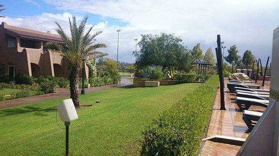 ClubHotel Riu Tikida Palmeraie : Near pool