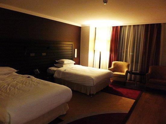 Steigenberger Hotel Maslak Istanbul: ツインルーム