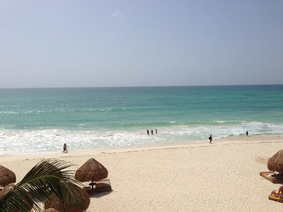 Iberostar Grand Hotel Paraiso: The view from room 7053