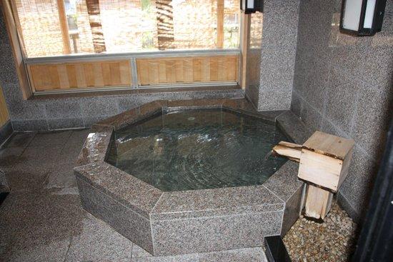 Hotel Resort Inn Futami : One of the private baths