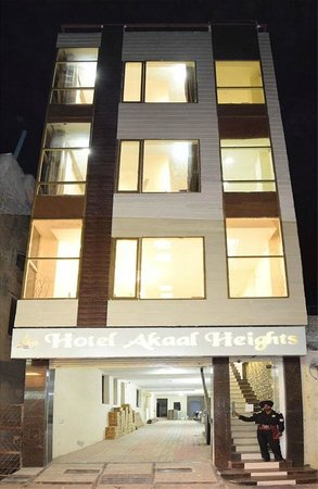 HOTEL AKAAL RESIDENCY: Front Elevation