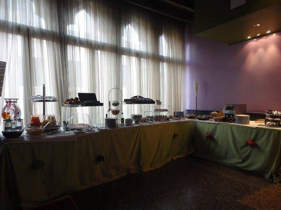 Hotel Ca' Zusto Venezia: 朝食