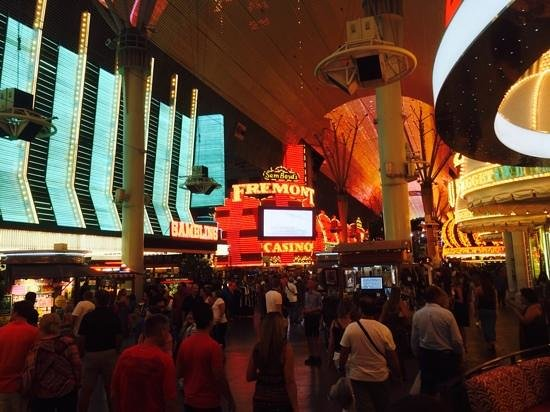 Via Air Tours: Las Vegas Freemont Street