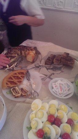 Hotel Viminale: colazione