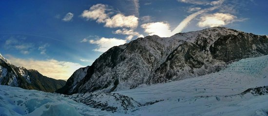 Franz Josef Glacier Guides: A stunning morning on the ice!