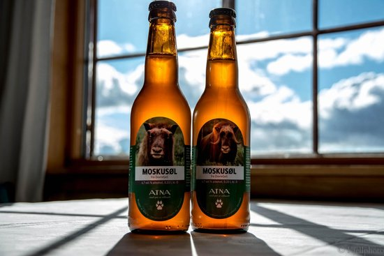 Furuhaugli Turisthytter: Moskusøl - Local Brew