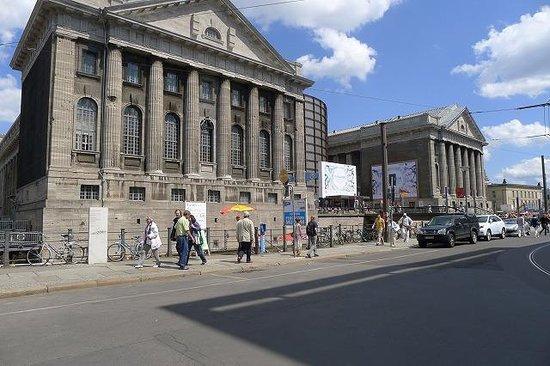 Neues Museum : エントランス