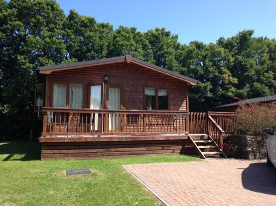 Parkdean - St Minver Holiday Park: our holiday lodge
