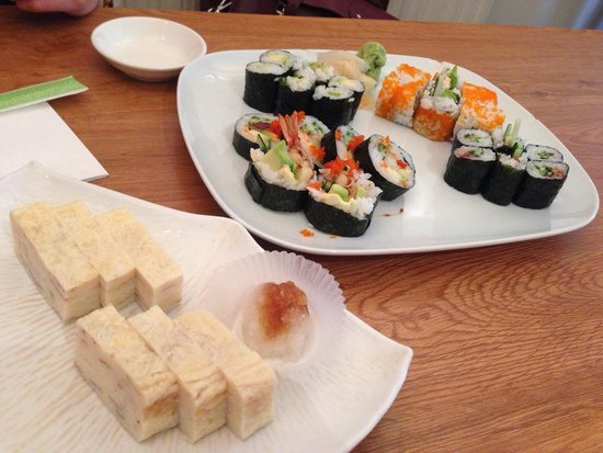 Eat Tokyo : Affordable, authentic sushi