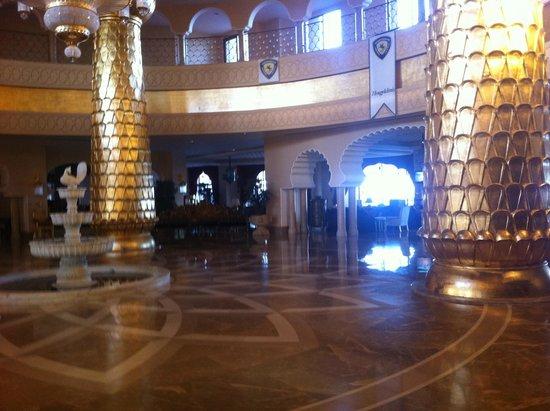 Spice Hotel & Spa : отель, ресепшн
