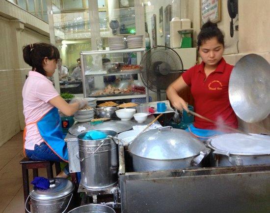 Hanoi Urban Adventures: Hanoi street food
