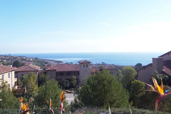 Marriott's Newport Coast Villas: View of the Pacific Ocean from Newport Coast Villas