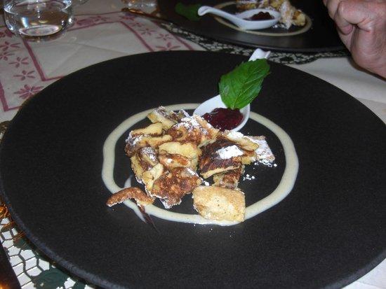 L'Ideale: Dolce relativo alla cena ladina