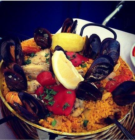 El Rey de la Gamba-2: Paella mixta