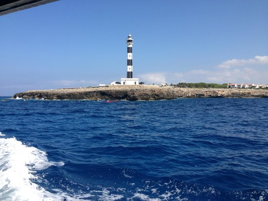 Zafiro Menorca: Pirates of Menorca boat trip