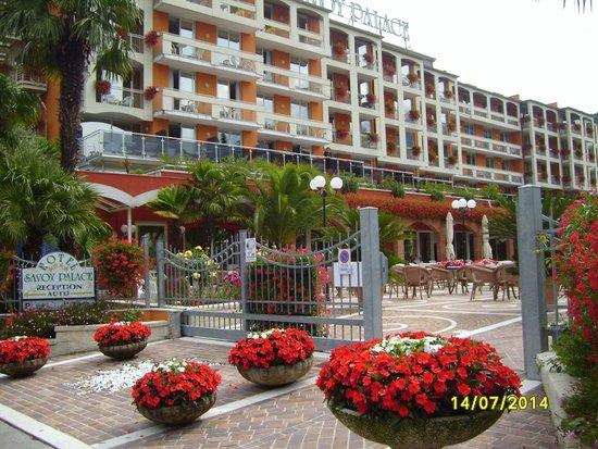 Hotel Savoy Palace - TonelliHotels: Hotelansicht