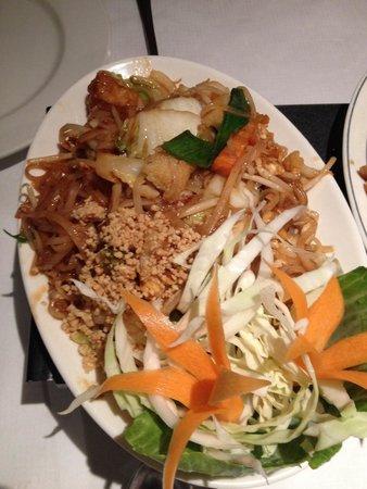 Siam Harbourside Thai Restaurant: Pad Thai