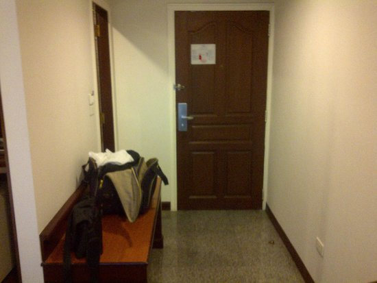 Majestic Suites : sala