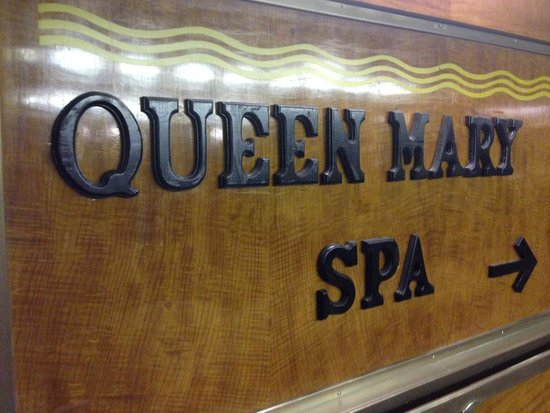 Queen Mary Spa : Queen Mary