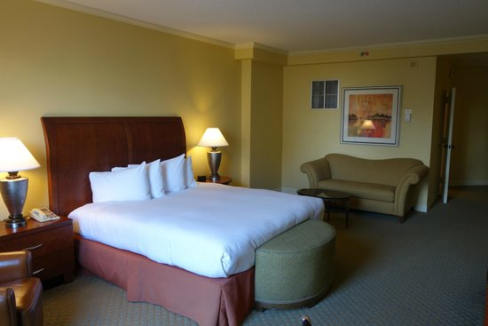 Hilton Houston Post Oak by the Galleria: Room I
