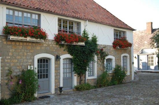 """Hôtel Château Cléry : Les chambres """"cottage"""""""