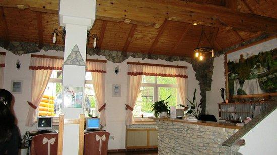 Hotel Mirjana & Rastoke: reception