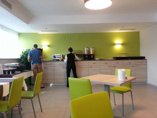 Hotel Cristina: aout 2014