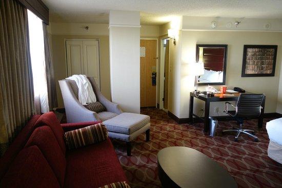 Hilton College Station & Conference Center: Junior Suite I