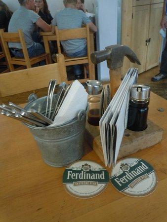 Ferdinanda: оригинально