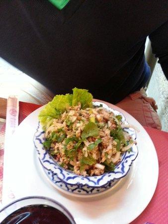 Sabaidy - Cuisine d'Asie : La rikiki salade de poulet...