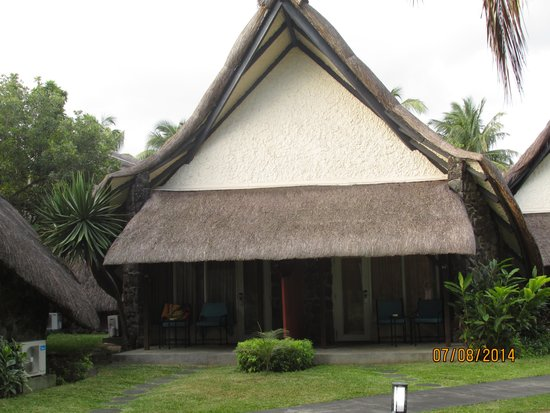 La Pirogue Mauritius : Our bungalow