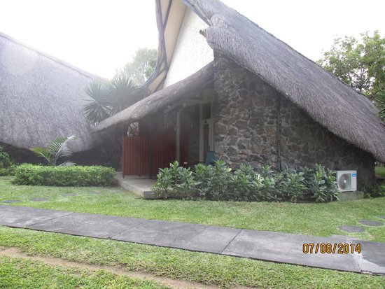 La Pirogue Resort & Spa : Bungalow