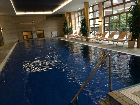 Adina Apartment Hotel Budapest: perfecta