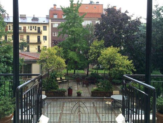 Adina Apartment Hotel Budapest: tranquilidad