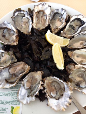 La Cabane : 12 très bonnes huîtres