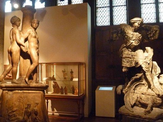 Museum of the City of Brussels (Musee de la Ville de Bruxelles) : 展示物の像