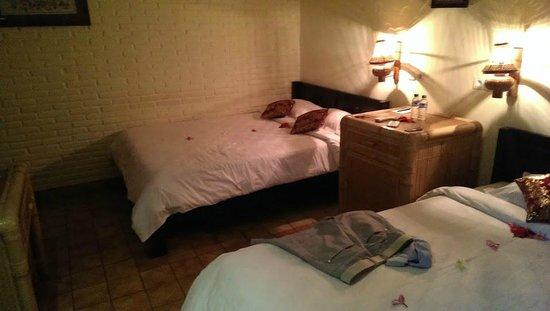 Anom Beach Inn Bungalows: Room