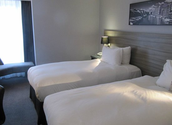 DoubleTree by Hilton Hotel Bristol City Centre: Twin bedded room
