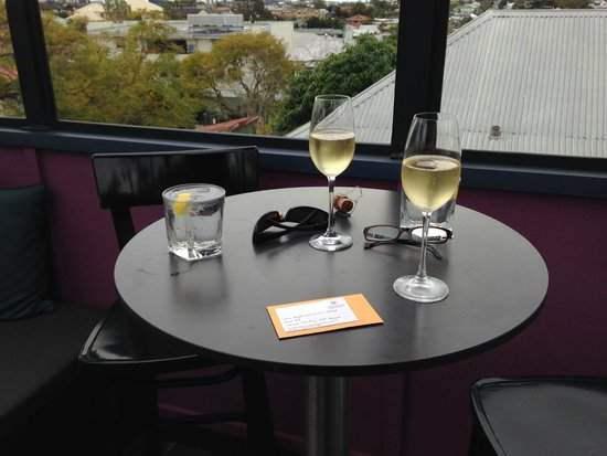 Spicers Balfour Hotel: roof top