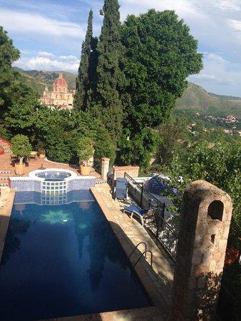 Casa Estrella de la Valenciana: lovely pool